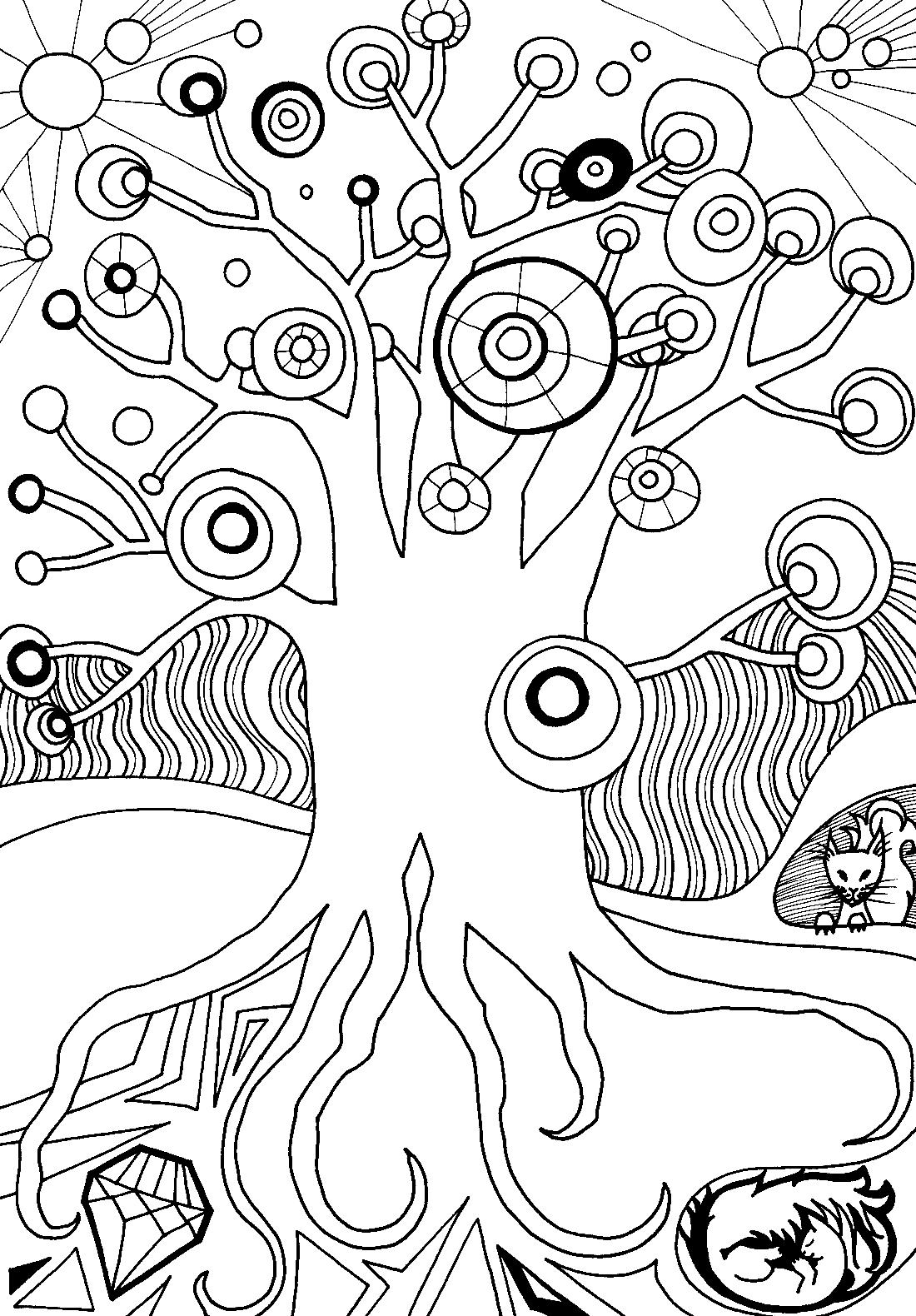 картинки чудо дерева карандашом обоях весьма