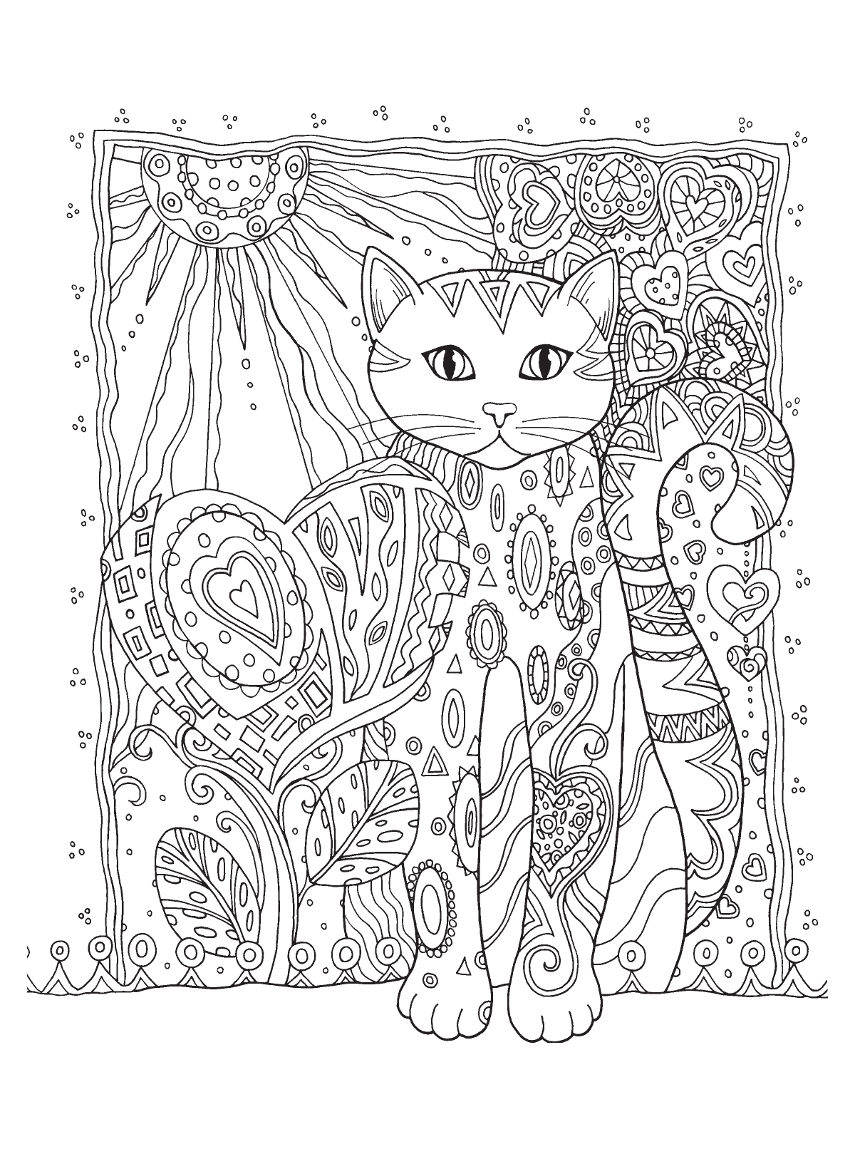 coloring pages free amp online coloring printable - HD