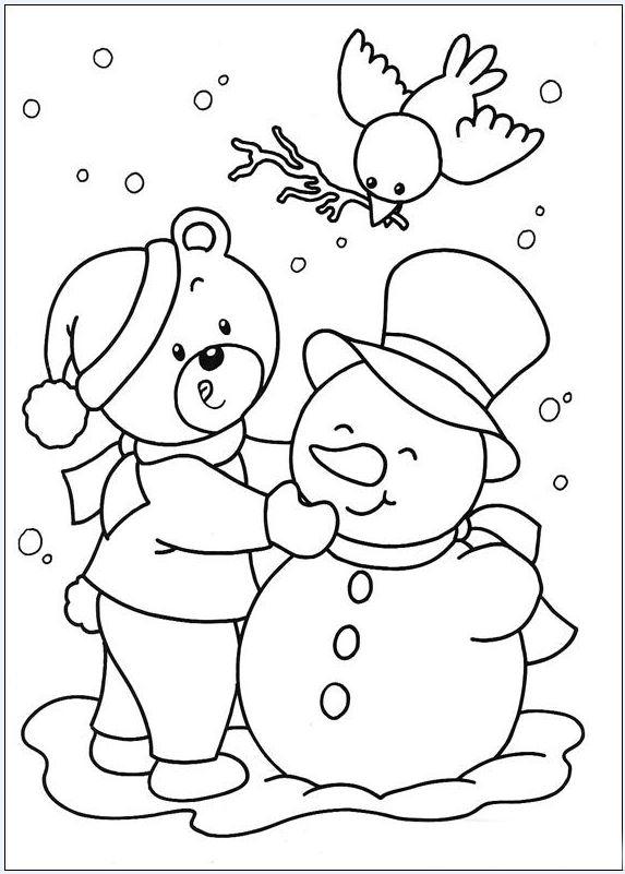 Надписью про, картинки простые новогодние