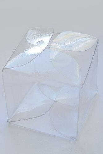 Сделать коробку из пластика