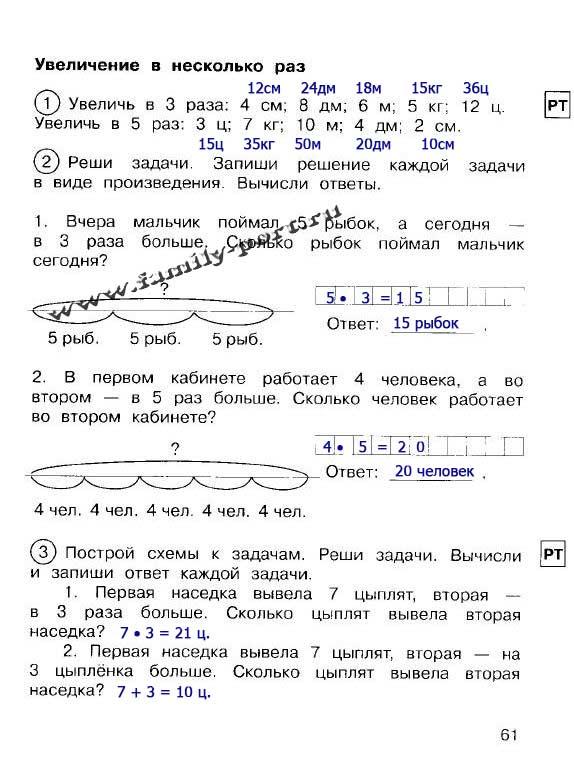 Гдз математика 2 класс захарова юдина рабочая тетрадь 2 часть ответы