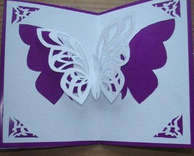Открытки киригами как сделать - Zamok-mchs